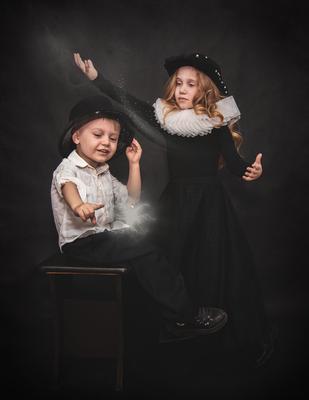 Маленькие волшебники