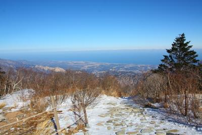 Горная дорожка Корея горы