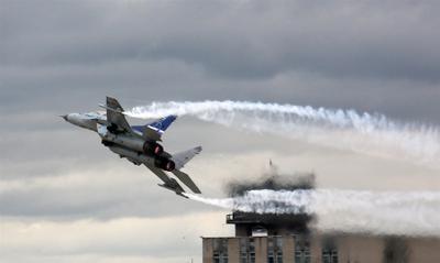 МИГ-35 макс авиашоу миг-35 истребитель