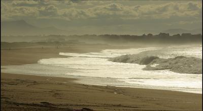 Дальние страны... Океан, море, побережье, Франция