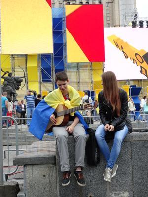 Юные патриоты) Украина День Независимости Патриоты