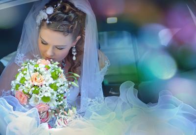 Невеста...