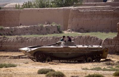 Детская игрушка......., теперь... Афганистан поселок война дети восток оружие БМП