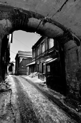 Во дворы Иркутск