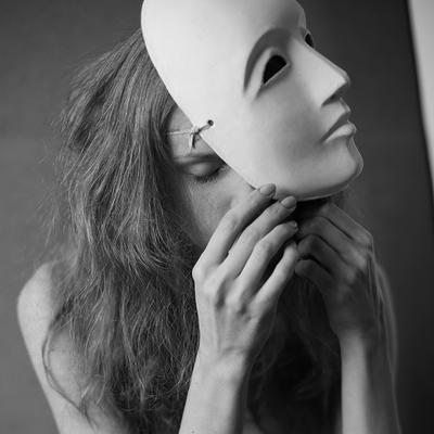 Mask mask, girl