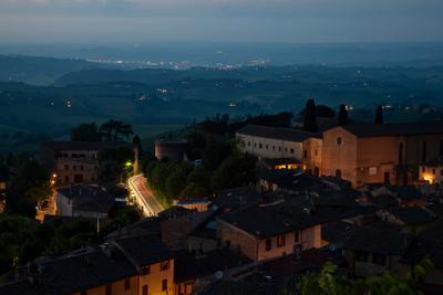 San Gimignano San Gimignano Сан-Джиминьяно
