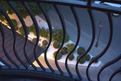 Балкон балкон вечер