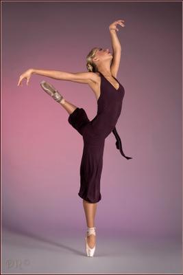 Балет # 0908 Балет танец пуанты