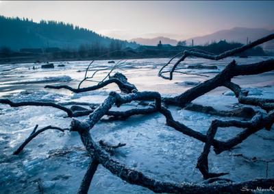 Карпатська містика Карпати гори природа