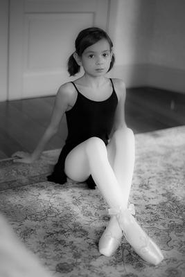 *** дети кэнон 50мм снимаю балерина