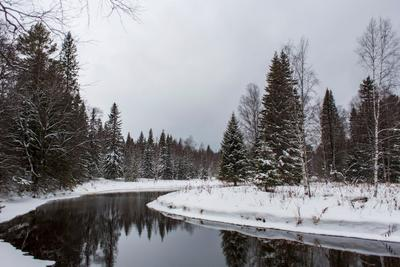 На Зюраткуле Река Зима Зюраткуль красота