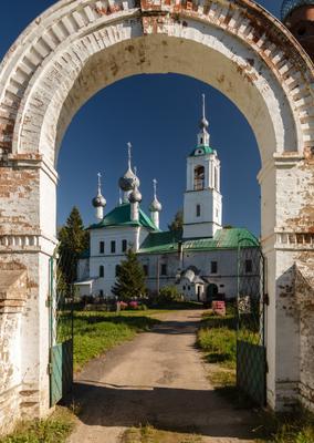 *** церковь храм архангела Михаила