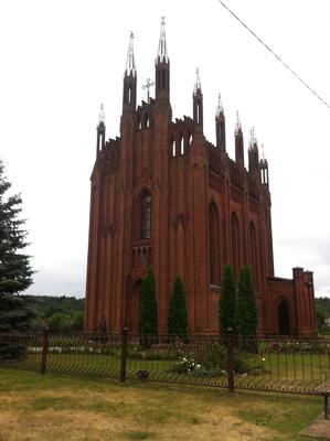Церковь Свято-Успенская