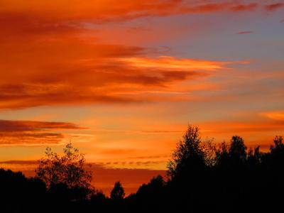 Краски неба..