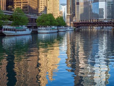 Reflections город река отражения