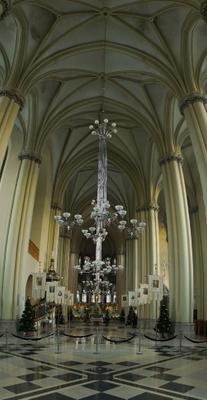 Костел святого ЮрЫ, Львов.