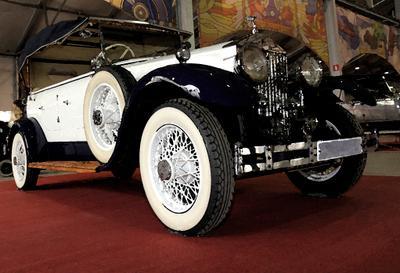 Rolls Royce Олдтаймер-Галерея ретро автоэкзотика Rolls Royce