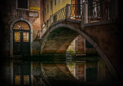 Вечерние размышления Венеция