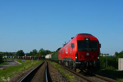 Siemens ER20CF-005 siemens поезд