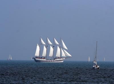 Cолнце и Ветер корабль