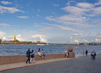 Город влюбленных... Петербург