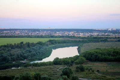 река Дон под Воронежем река город Воронеж Дон