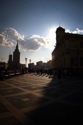 *** Москва Площадь трех вокзалов