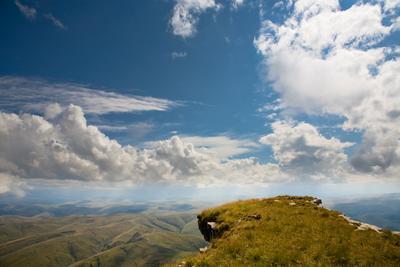 Дорожка к небу кавказ горы небо бермамыт