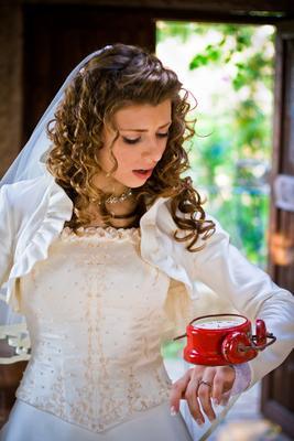 Время часы, время, невеста