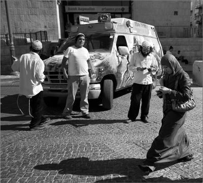 улица Яффа я в Израиле