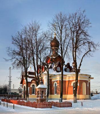 Храм Серафима Саровского храм