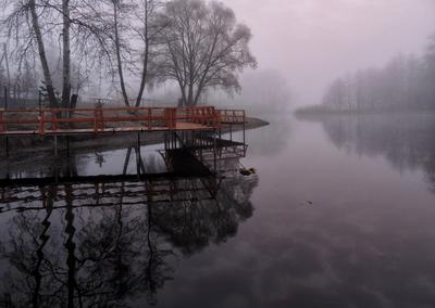 *** пейзаж природа река