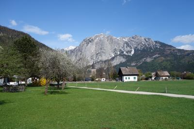 Озеро Альтаусзее. Верхняя Австрия. Озеро Альтаусзее Верхняя Австрия