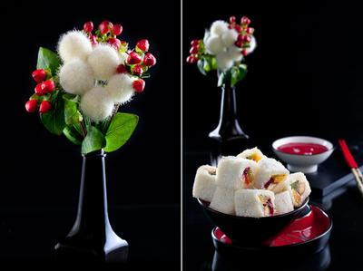 Натюрморт по-японски food photo