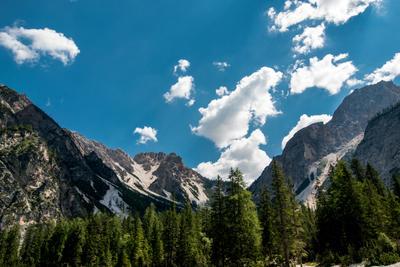 *** горы Озеро Брайес