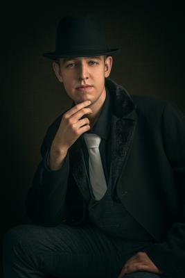 Владислав юноша портрет камерный_портрет мужской_портрет