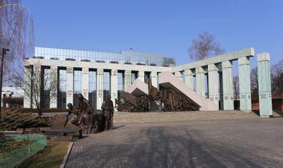 Памятник героям Варшавского восстания