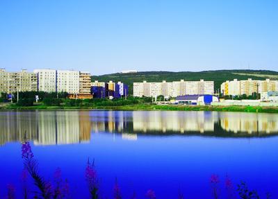Ледовое озеро