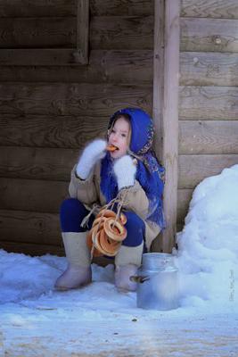 баранки девочка русская детский портрет красивая