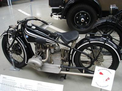 BMW R 57 (1928) BMW R57