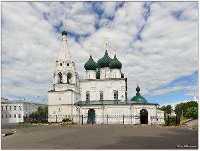 Ярославль. Церковь Спаса на Городу Ярославль   Церковь Спаса на Городу