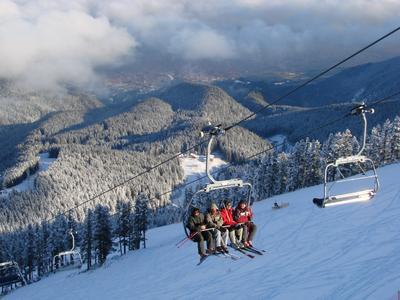 Горнолыжный курорт Банско, Болгария Болгария Банско горные лыжи