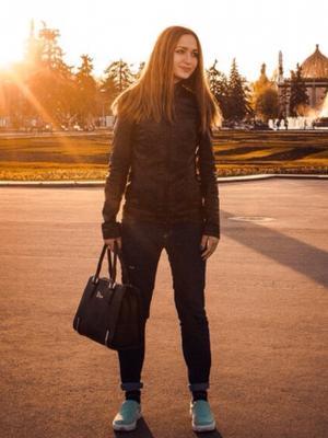 *** Москва модель tatiana millie фотосет парк вднх