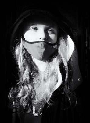 Black portrait I