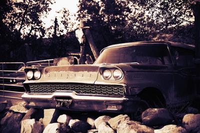 Где-то в Аризоне... Route 66 кросспроцесс