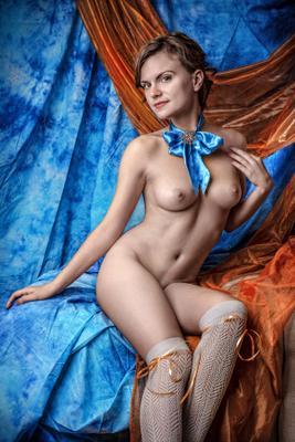 Бантики ART NUDE BODY CLASSIC WOMAN ILLUSTRATOVA