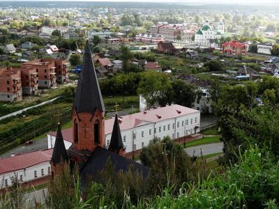 Тобольск путешествия Тобольск город польский костёл