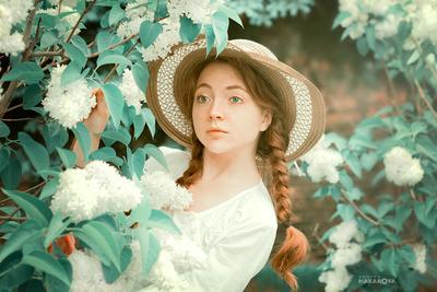 Рыжик портрет рыжая рыжик девочка шляпа