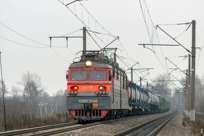 ВЛ80С-2046 ВЛ80С-2046 брантовка нея перегон транссиб путь дорога транспорт сев сжд жд локомотив электровоз поезд