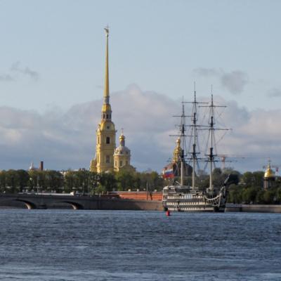 Петропавловская крепость питер петропавловка корабли
